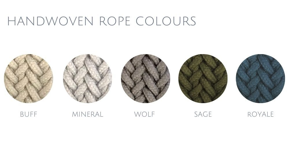 ROPE COLOURS - CORONET COLLECTION