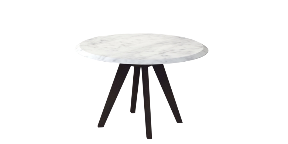 Luna marble outdoor table