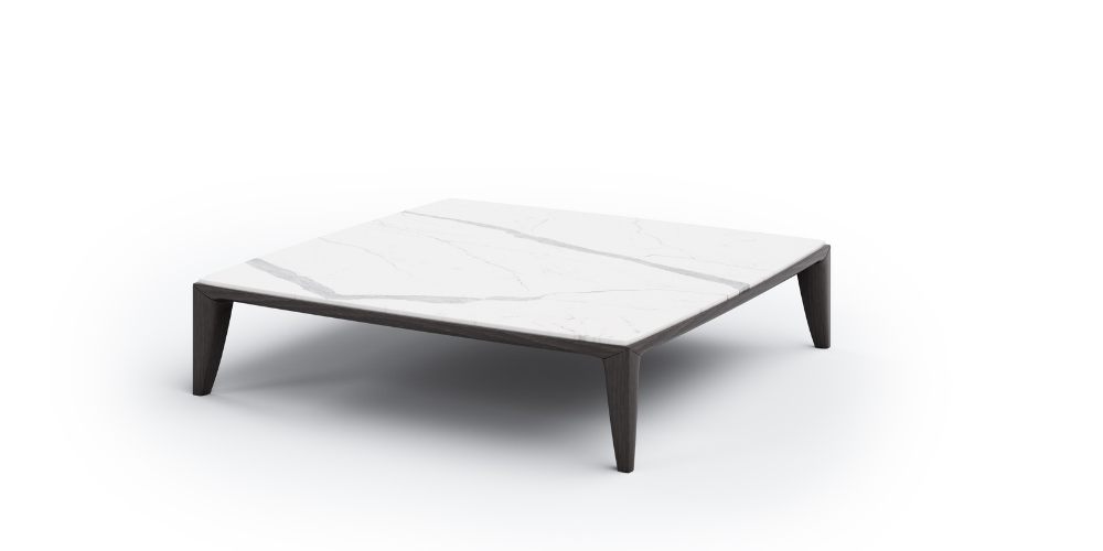 Tavira square outdoor coffee table