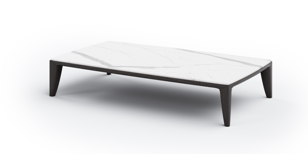 Sintra porcelain outdoor coffee table