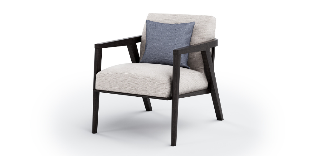 Rocha outdoor armchair