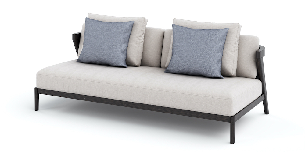 Azores Bench 2 seater