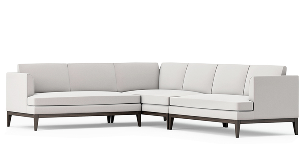OUTDOOR CORNER SOFA