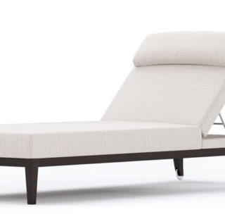 CHUCHUMBER OUTDOOR LOUNGER SINGLE