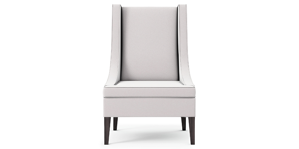 DEMBIES OUTDOOR ARMCHAIR FRONT