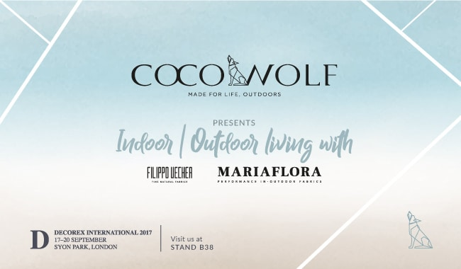 cocowolf at decorex 2017