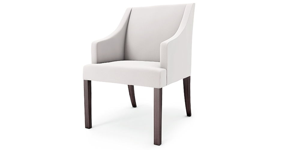 HASCOMBE OUTDOOR CHAIR SIDE