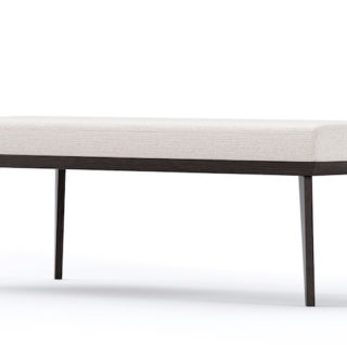MELANO UPHOLSTERED OUTDOOR BENCH
