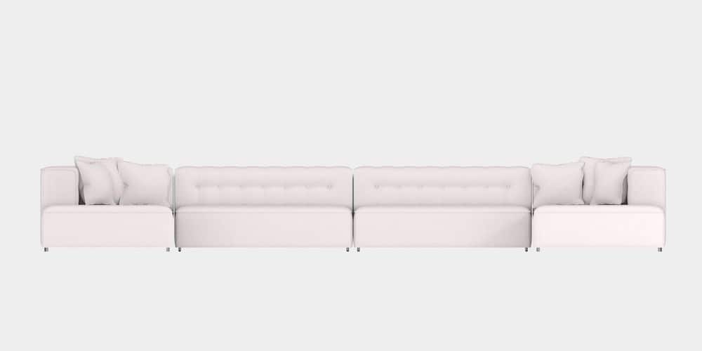 Upholstered Outdoor Modular Sofa