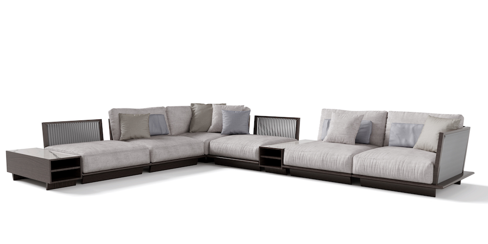 Millbrook Outdoor Modular Sofa