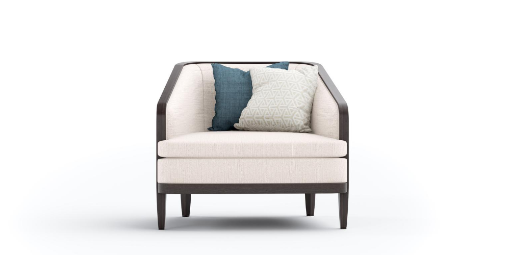 Molverno Outdoor Armchair Front