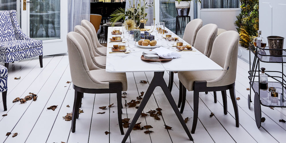 Outdoor Remire Dining Chairs