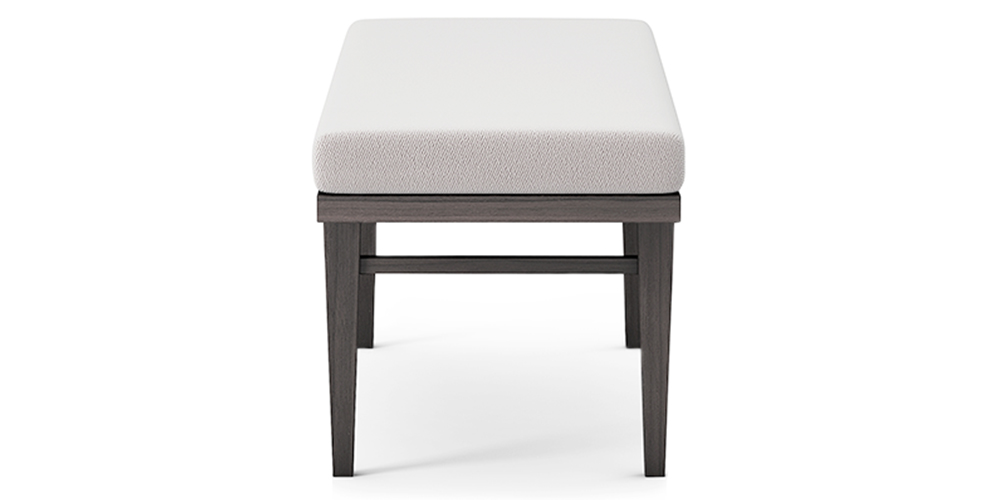 PEPER OUTDOOR UPHOLSTERED BENCH SEAT