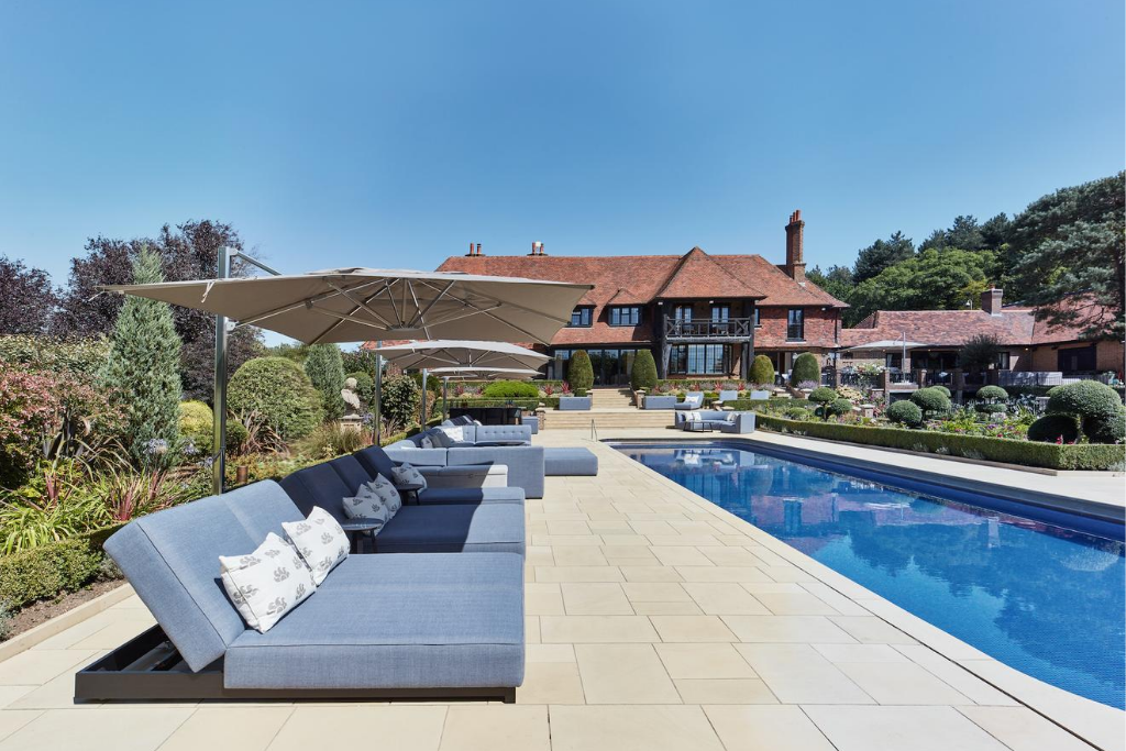 Luxury Residential Project - Outdoor Pool