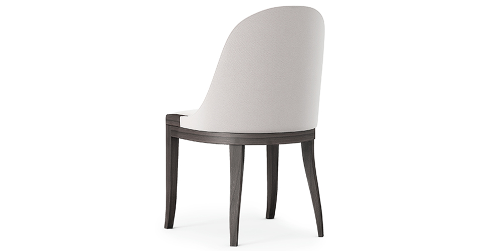 REMIRE OUTDOOR DINING CHAIR BACK