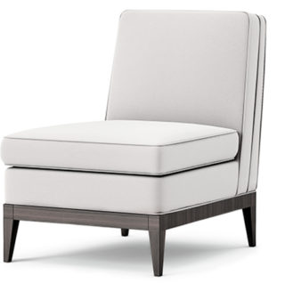 TAYLON OUTDOOR CHAIR SIDE