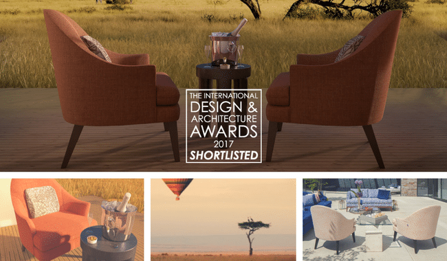 cocowolf therese outdoor chair on safari background