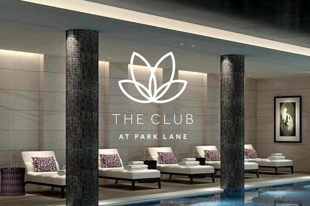 luxury recliners by swimming pool at the marriott london