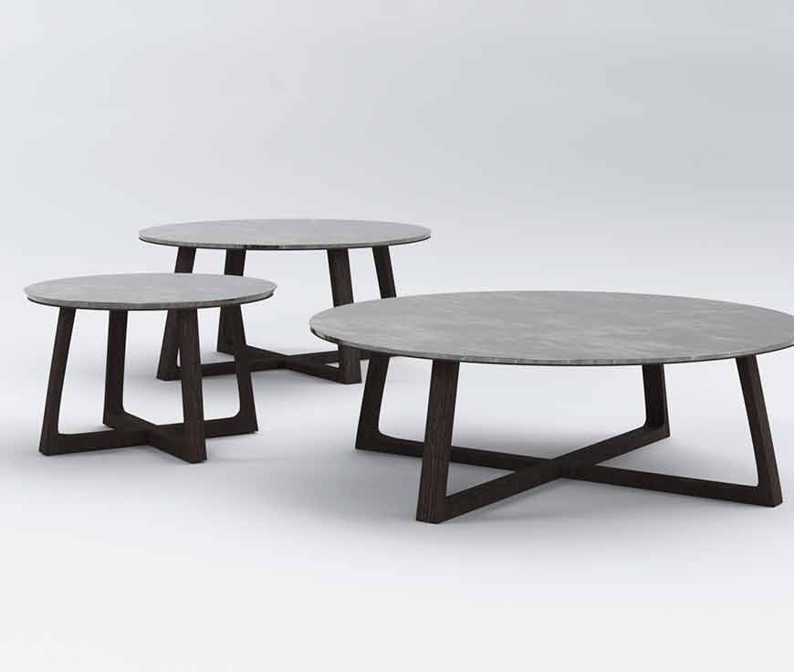 luxury outdoor tables